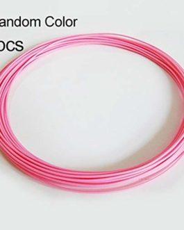 10 mètres de haute résistance 3D ABS ABS de filament 1.75mm 3D Matériau d'impression de filament d'imprimante pour stylo d'impression 3D (au hasard) ToGames-FR