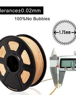 3D Filament Bois PLA+ 1.75mm
