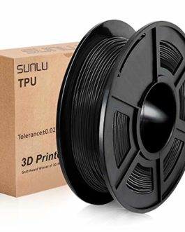 3D Printer Filament, TPU Filament 1.75mm, 3D Printer Filament TPU