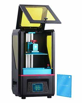 ANYCUBIC Imprimante UV Photon 3D, Technologie de masquage LCD Ultra-précise avec écran Couleur Tactile Intelligent