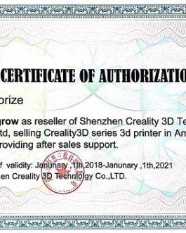 Comgrow Creality 3D Ender Series Imprimantes 3D Ender 3, Ender 3 Pro, Ender 5, Ender-5 Plus