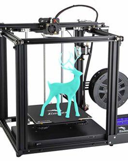 Creality 3D Imprimante 3D Ender-5 avec Fonction d'impression de Reprise et Bloc d'alimentation de Marque