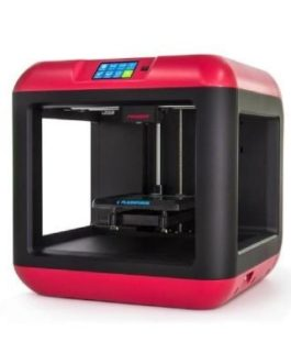 Flashforge Finder imprimante 3D Technologie FFF (Fused Filament Fabrication) WiFi – Imprimantes 3D (Plastique, LCD, 8,89 cm (3.5″), Noir, Rouge, 150 W, 115-230 V)