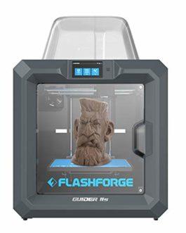 Flashforge Guider IIS Imprimante 3D avec caméra en ligne et filtre