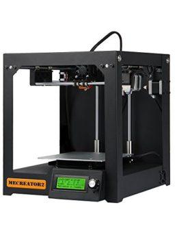 GIANTARM ® Mecreator 2 imprimante 3D Assemblé et support multi-filament avec un rigide Cadre Métallique