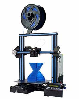 GIANTARM Geeetech A10 Imprimante 3D avec grand arbre de construction : 220 x 220 x 260 mm 3,Quick Assembly Kit DIY Kit,Support PLA 1.75 mm Filament