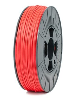 ICE Filaments ICEFIL1HPS148 HIPS filament, 1.75mm, 0.75 kg, Romantic Red