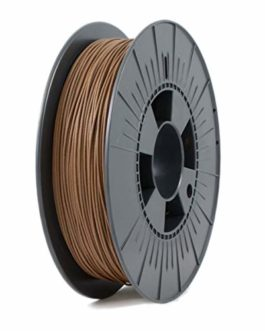ICE Filaments ICEFIL1WOO160 WOOD filament, 1.75mm, 0.5 kg, Barnyard Brown