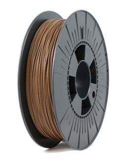 ICE Filaments ICEFIL1WOO160 WOOD filament, 1.75mm, 0.5 kg, Barnyard Brown