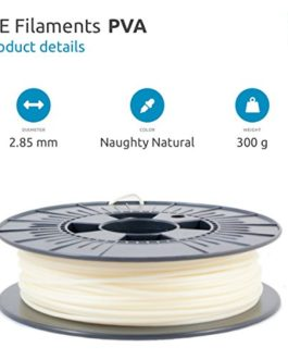 ICE Filaments ICEFIL3PVA180 PVAM filament, 2.85mm, 0.3 kg, Naughty Natural!