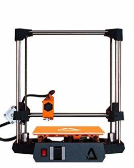 Imprimante 3D Discoeasy200 en kit par DAGOMA | A Monter soi-même, Facile à Utiliser, Compatible avec Tout Type de Filament PLA 1.75mm – Fabriquée en France