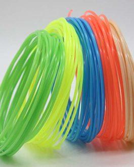 Lorenlli Le PLA de Filament 3D de Haute résistance Durable fournit Le matériel d'impression de Filament d'imprimante de 1.75mm 3D l'imprimante 3D du Stylo d'impression 3D