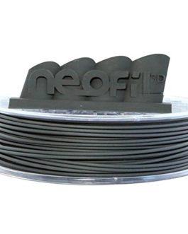 Neofil3D HIPS filament 3D, filament HIPS 1.75 mm, 0.75kg, Gris Foncé