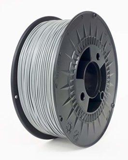 PETG Filament 1,75 mm 1 kg Impression 3D ALCIA-3DP (gris)