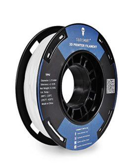 SainSmart Petite bobine Filament 1.75 mm TPU Flexible Dimensions 250 g, précision de +/-0,05 mm 3D, Shore 95 A