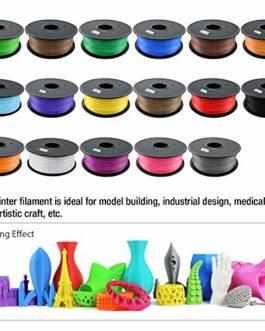 TIANSE Imprimante 3D Filament TPU Matériaux d'impression 3D en filament 1.75mm 1KG