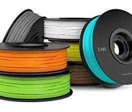 Zortrax 5904730747738 Z-HIPS Filament pour Imprimante 3D, Gris