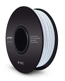 Zortrax 5904730747714 Z-HIPS Filament pour Imprimante 3D, Blanc