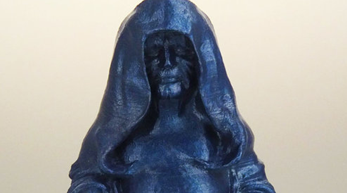 Impression 3D Quand la pop culture rencontre la statue de Bouddha