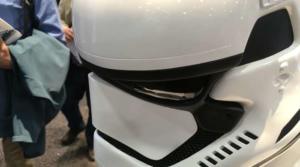 Stormtrooper imprimé en 3D au CES 2016
