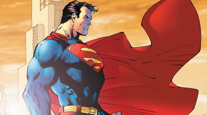 Superman imprimé en 3D