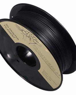 Fibre de carbone 0,8 kg 1,75 mm noir – Filament Imprimante 3D – FrontierFila