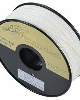 Filament d'impression 3D FrontierFila ASA blanc 1,75 mm 1 kg