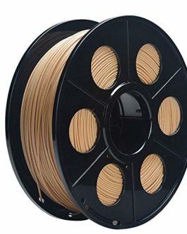 Fjiujin,Filament d'impression 3D de matériel pla/Bois(Color:Bois)