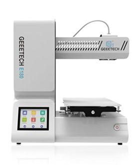 GIANTARM E180 Mini imprimante 3D geeetech avec écran tactile couleur 3,2 pouces