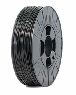 ICE Filaments ICEFIL1PET149 PET filament, 1.75mm, 0.75 kg, Brave Black