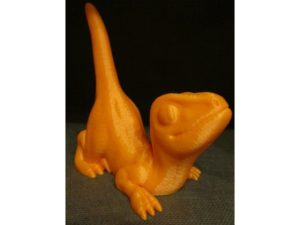 Velociraptor (Easy print no support)