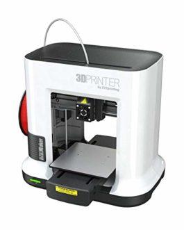 Imprimante 3D da Vinci Mini White 1 tête de XYZ Printing (entièrement montée), sans Fil, Volume de Construction 15x15x15 cm