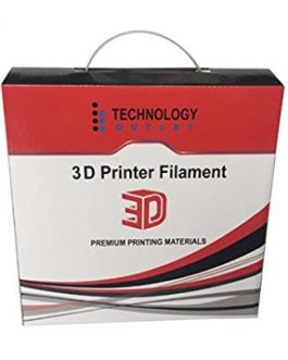 TECHNOLOGYOUTLET PREMIUM 3D PRINTER FILAMENT 1.75MM PET-G
