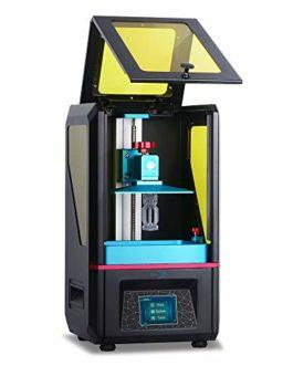 Anycubic Imprimante 3D Photon avec écran LCD 2 K à lumière UV Mars Printer offline Slicer rapide et un volume d'impression de 115 x 65 x 155 mm