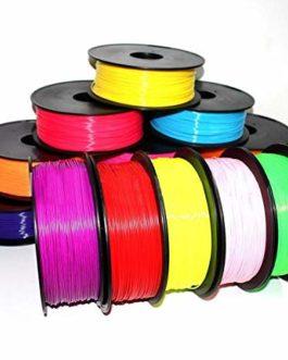 Coloré(TM) 3D Printer Filament,PLA Plus Filament 1.75 mm, 3D Printer Filament for 3D Printers & 3D Pens