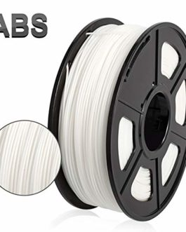 Enotepad ABS/PETG 3D Printer Filament, 1.75mm Filament, Dimensional Accuracy +/- 0.02mm,Soft & Non-toxic Material, Enotepad PETG/ABS