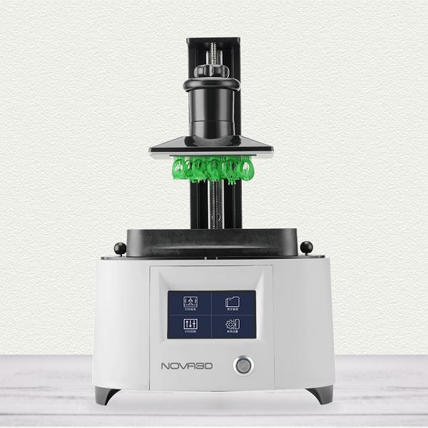 Nova3D Elfin: une imprimante 3D MSLA abordable qui permet d'imprimer directement