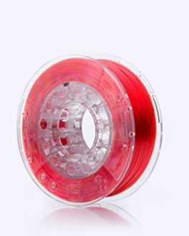 Print-Me 5906190617149 Filament pour imprimante 3d Swift Pet-G 1.75 mm, Rouge rubis