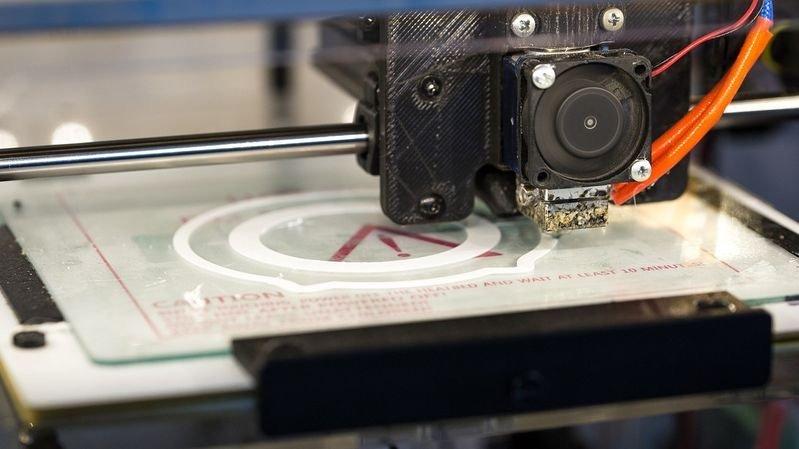 Enquête sur la communauté des imprimantes 3D du magazine HackSpace @hackspacemag