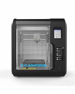 FlashForge Adventurer 3 3D Printer with Wi-FI, USB Connectivity, 3D Cloud Platform, Build Volume 150 x 150 x 150 mm, Ideal for Home & School Use