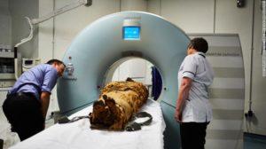 Une momie égyptienne de 3 000 ans «parle» après que ses accords vocaux ont été imprimés en 3D