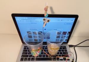 NOUVEAU GUIDE: Apprentissage automatique avec des guimauves et un minuscule trieur