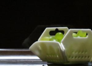 Passoire pliante imprimée en 3D | SelfCAD