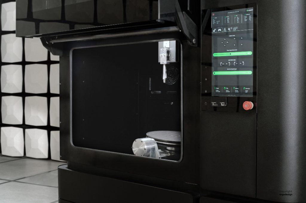 VSHAPER annonce la sortie d'une imprimante 3D hybride 5 axes