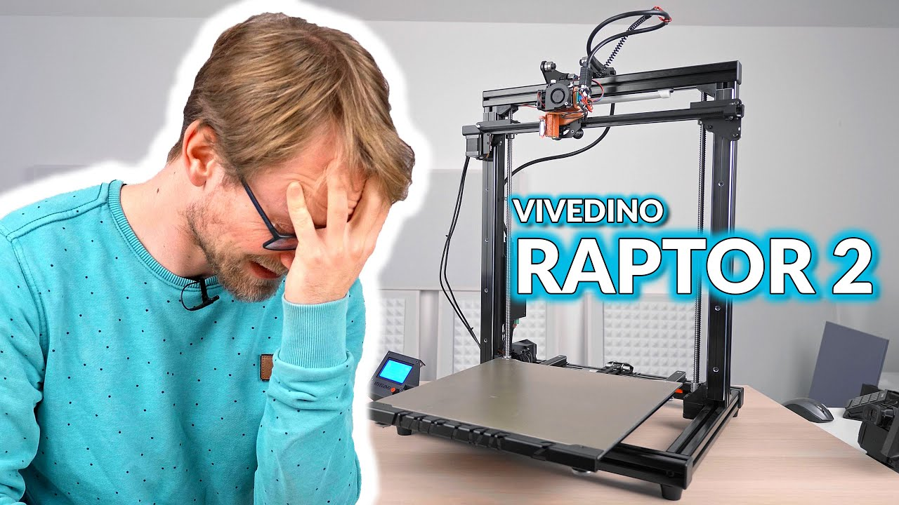Vivedino Raptor 2 Critique