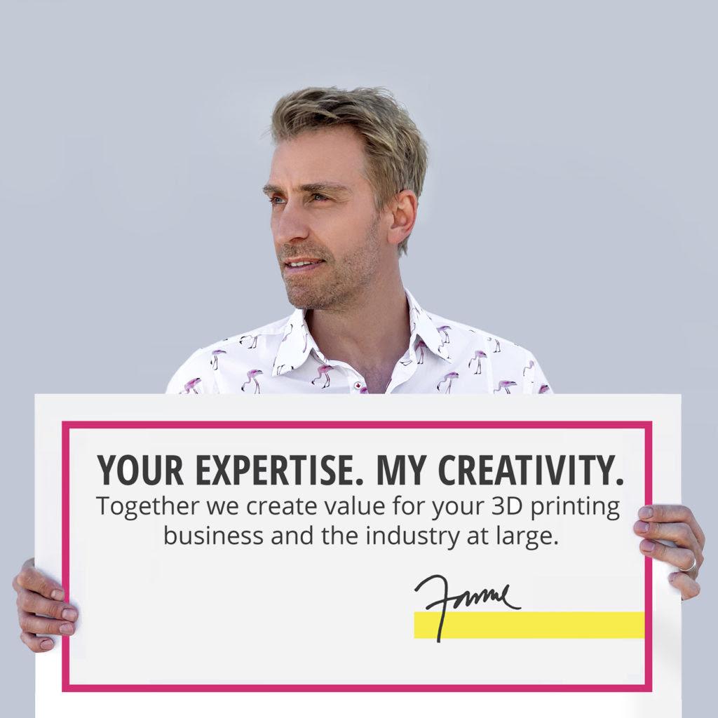 Janne Kyttanen: Entrepreneurship en direct et réseaux de valeur d'impression 3D
