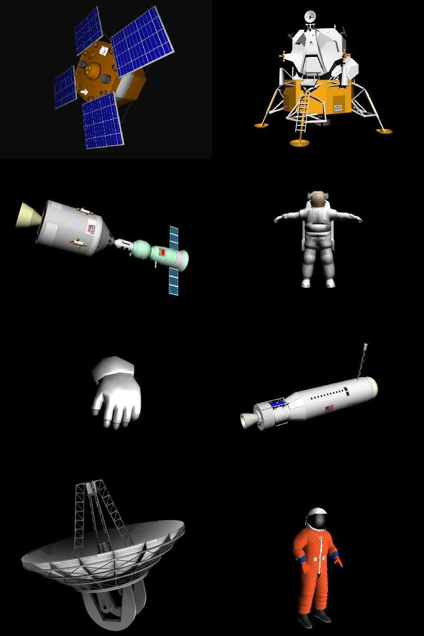 Vous pouvez maintenant télécharger et imprimer gratuitement en 3D les outils multiples et autres trucs liés à l'espace de la NASA