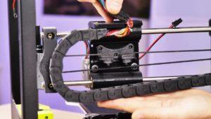 Explication de la mauvaise et excellente gestion des fils d'imprimante 3D!