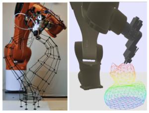 MIT: Nouveaux algorithmes pour la planification de l'extrusion robotique spatiale