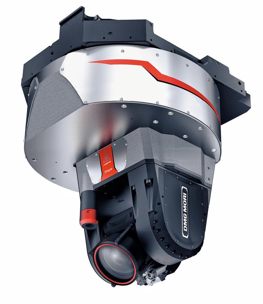 DMG Mori annonce le système d'ablation laser de forme LASERTEC 400
